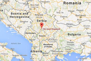 kopaonik karta srbije Vile Jaram apartmani   Smeštaj na Kopaoniku kopaonik karta srbije